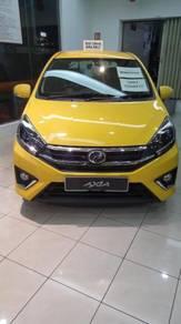 New Perodua Axia for sale