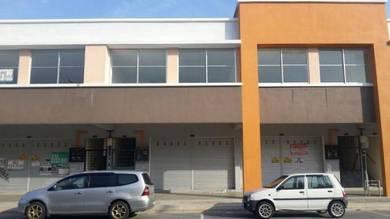 Dataran Suria, Puncak Alam double storey shop office