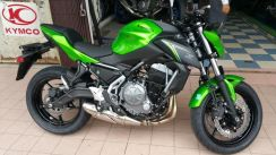 Kawasaki z650 free exhaust 0% GST