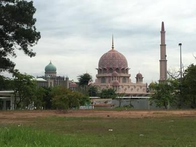 Bungalow Land, Presint 8, Putrajaya