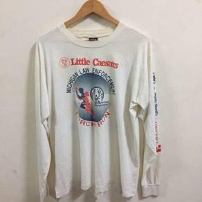 Vintage 1989 Special Olympics Shirt Size XL