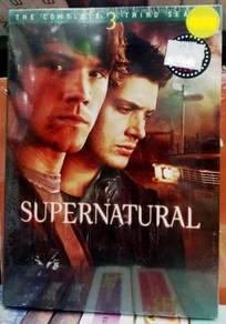 DVD SUPERNATURAL The Complete 3 Third Season