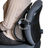 Mesh Seat Back Lumbar Support Office Chair Cushion