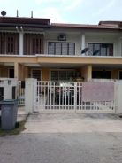 Double Storey Laman Bakawali, Kota Seriemas (No Facing other house)