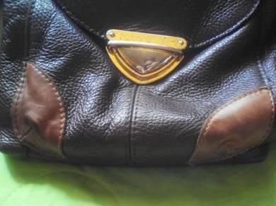 Sling beg +kulit