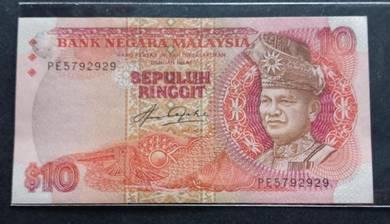 Wang Kertas RM10 Siri 5 Aziz Taha PE5792929