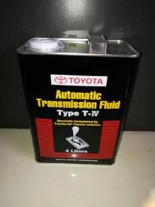 Toyota auto transmission fluid (atf type iv/4)