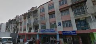 Lengkap - Bilik Sewa Apartment Lestari Perdana