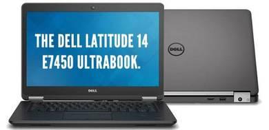 Dell Latitude E7450 Slim (2 Years Onside Warranty)