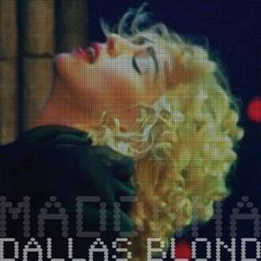 Madonna Dallas Blond Numbered Limited Edition 180g