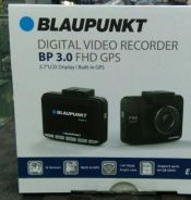 Blaupunkt BP 3.0 FHD GPS Digital Video Recorder