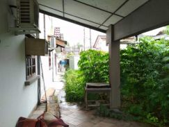 FREEHOLD Double Storey CORNER at Tabuan Height Jalan Song for sale