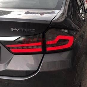 M3 Style Smoke Tail Lamp HONDA CITY GM6 2014-2018