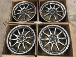 Rim CE28 18INC 8JJ PCD100/114.3X5 GREY