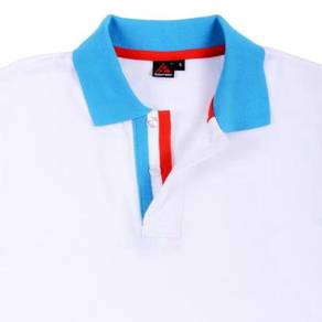 Baju Tshirt Kolar POLO HC82 SNOWY WHITE color PKR