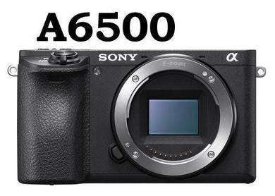 NEW Sony Alpha A6500 BODY +Extra Battery +64GB SD