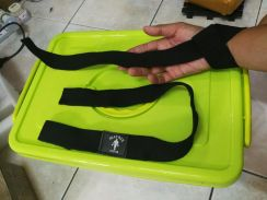 Gym strap matrix for weight lifting new