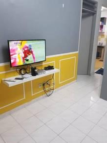 Bilik Sharing Sewa Mentari Court REAL Fully Furnish + Unifi 30mbps
