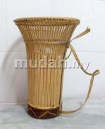 Native Rattan Basket - Vintage Collection (1970s)