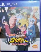 Ps4 cd games road to boruto