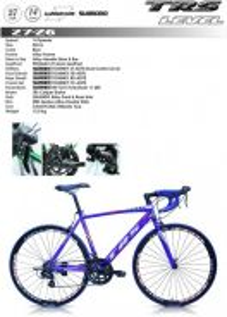700c TRS LEVEL Road Bike (Shimano 14 SPEED, 12KGS)
