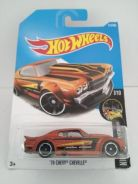 Hot Wheels '70 Chevy Chevelle