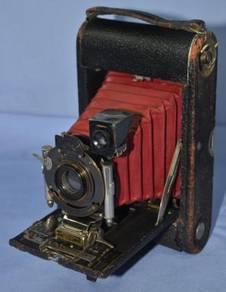 Antique kodak usa no.3 folding pocket camera
