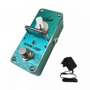 Neon Ocean Loop Guitar Effect Pedal free Adapter