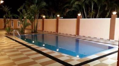 Villa Resort Bungalow Melaka Famosa Homestay