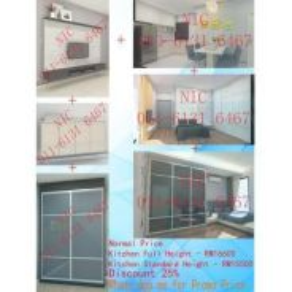 Kitchen cabinet wardrobe riverville