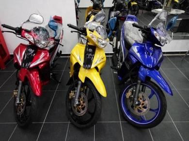 Yamaha Y125ZR NewStock Y15ZR 135 LC Y125 RS150 Y15