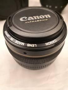 Canon EF 50mm F1. 4 USM