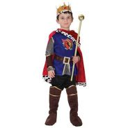 Little Prince/King Cosplay Costume Boy