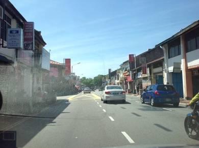 Burmah road pulau tikus 2-storey shop 1400sf (main road)