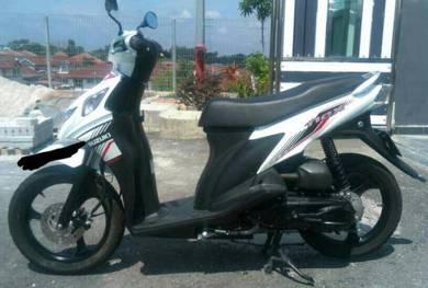 Suzuki Nex Scooter