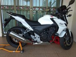 To let go CB500F for serious buyer
