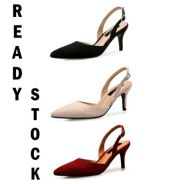 7997 Del Pointed High Heels