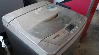 LG 7kg Washing Machine - terpakai