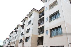 Apartment Daisy, Section U3, Shah Alam, Tingkat 2, Renovated, Freehold