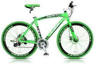 700c TRS SUNFIRE Hybird Bicycle (24s, DiskBrake)
