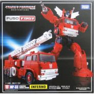 Takara Transformers masterpiece mp 33 INFERNO KO