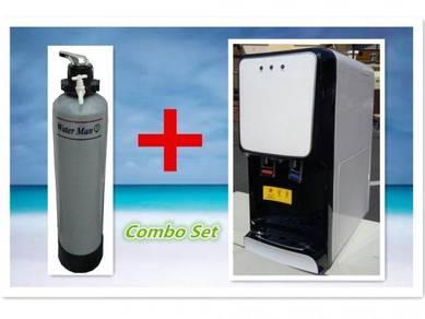 Water Filter Alkaline COMBO SET 1wad
