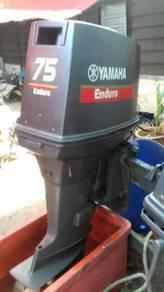 Yamaha Endro 75 outboard engine