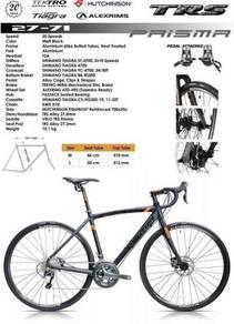 700c TRS Prisma Road Bike (Shimano Tiagra 20speed)