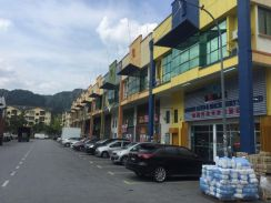 [BEST DEAL] Dolomite Business Park 2 Storey Endlot Factory, Batu Caves