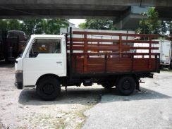 Nissan cabstar / new cargo / 2001 year