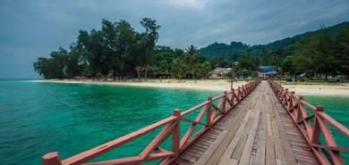 AMI Travel   4D3N Ayuh Snorkeling ke Pulau Tinggi
