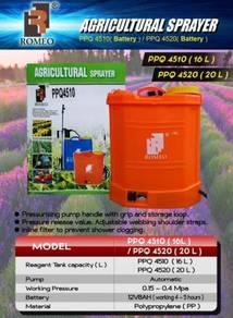 ROMEO PPQ4510 16L Agricultural Sprayer Pump