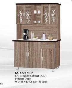 5 FT Hall Kitchen Cabinet MLP