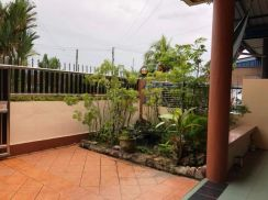 Ulu sungai merah corner terrace house (8.5 points)
